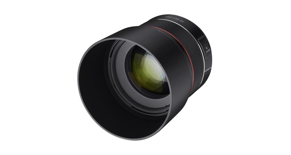 Rokinon 85mm f/1.4 AF Image-1