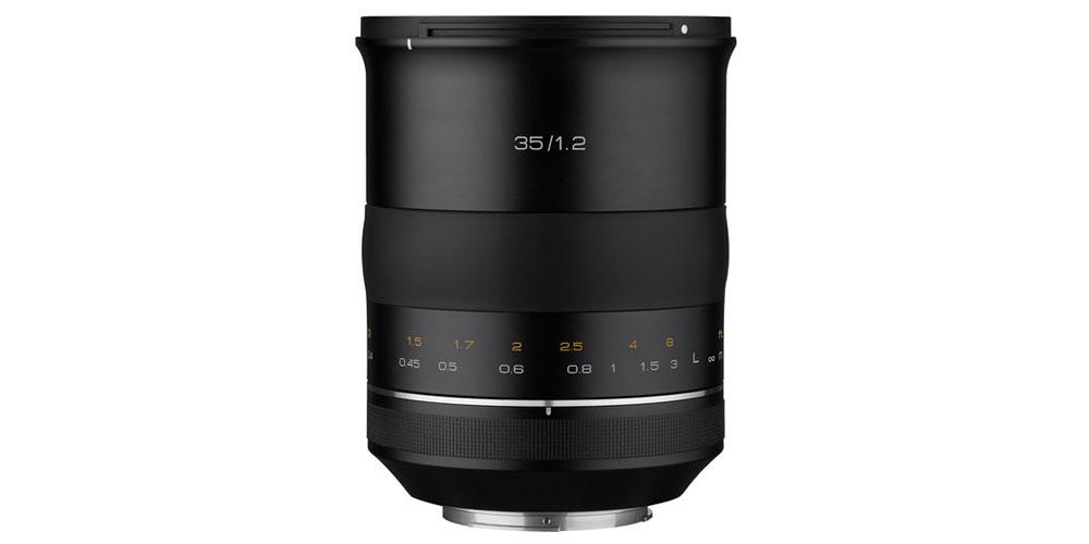 Rokinon SP 35mm f/1.2 Image-1