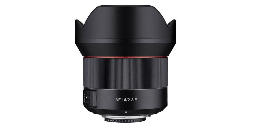 Samyang AF 14mm f/2.8 F Image
