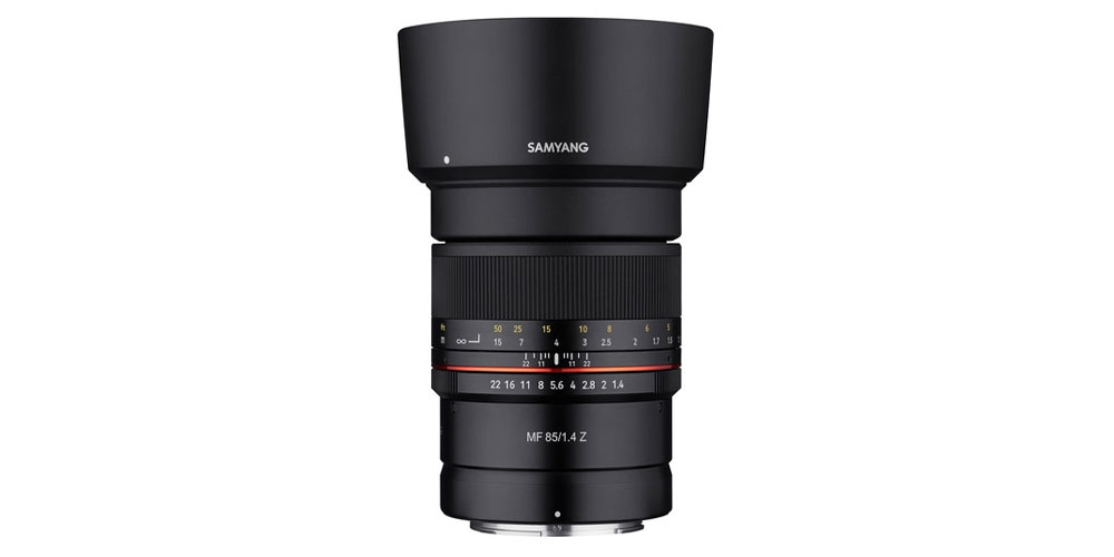 Samyang MF 85mm f/1.4 Image