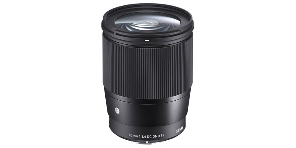 Sigma 16mm f/1.4 DC DN Contemporary Image