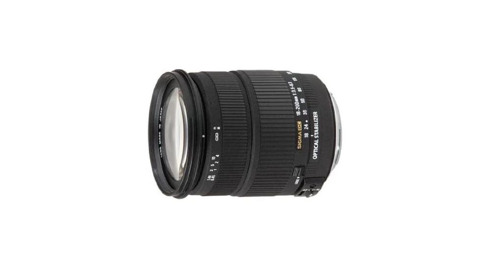 Sigma 18-200mm f/3.5-6.3 DC OS Image