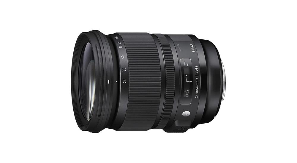 Sigma 24-105mm f/4 DG OS HSM Art Image