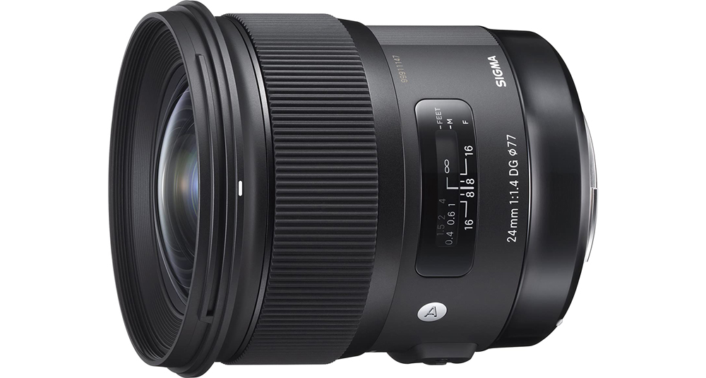 Sigma 24mm f/1.4 DG HSM Art Image-1