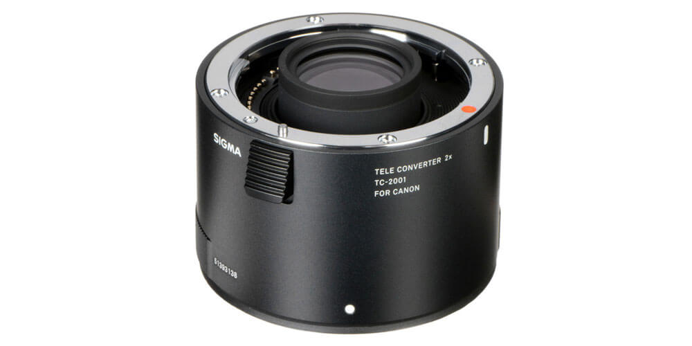 Sigma 2X Teleconverter TC-2001 Image