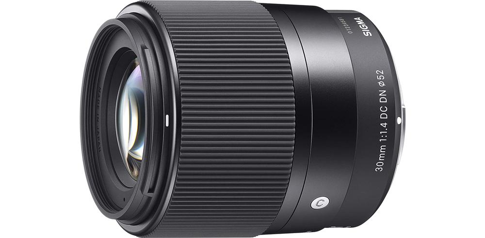 Sigma 30mm f/1.4 DC DN Contemporary Image-1