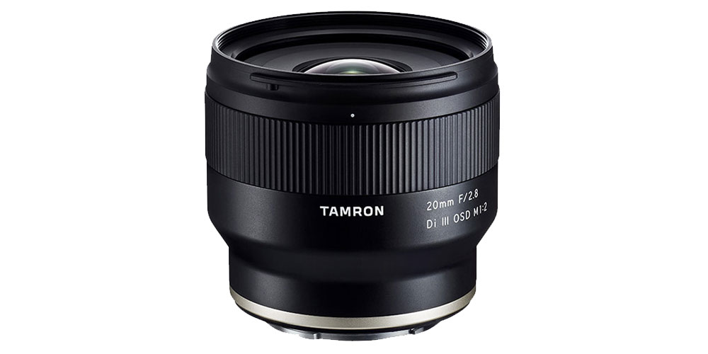 Tamron 20mm f/2.8 Di III OSD M 1:2 Image