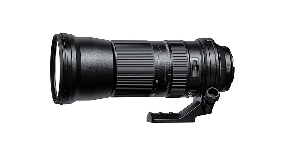 Tamron SP 150-600mm f/5-6.3 Di VC USD Image
