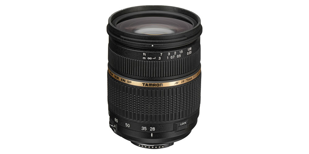 Tamron SP 28-75mm f/2.8 XR Di LD Image