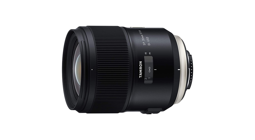 Tamron SP 35mm f/1.4 Di USD Image