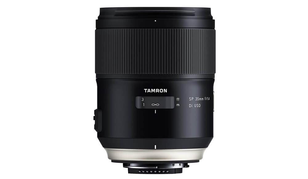 Tamron SP 35mm f/1.4 Di USD Image 2