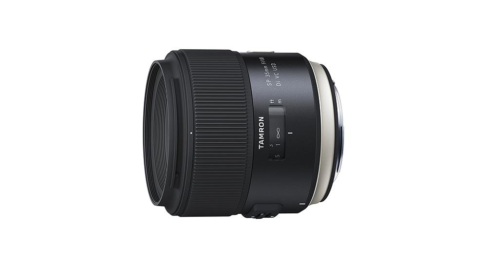 Tamron SP 35mm f/1.8 Di VC USD Image