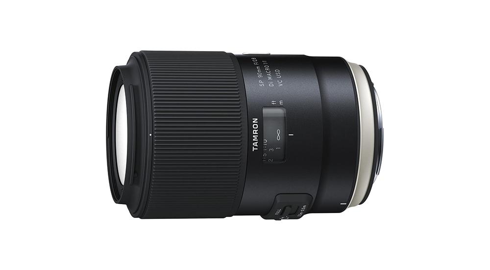 Tamron SP 90mm f/2.8 Di Macro 1 1 VC USD Image