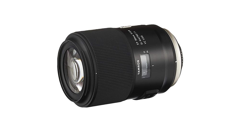 Tamron SP 90mm f/2.8 Di MACRO 1:1 VC USD Image 1