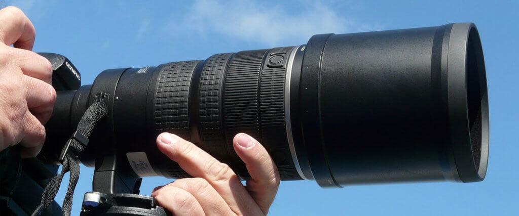 Telephoto Lenses Under $300 Image