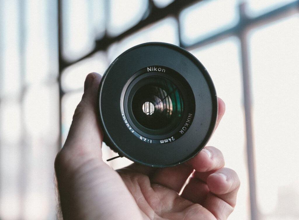 Wide-Angle Prime Lenses for Nikon Image
