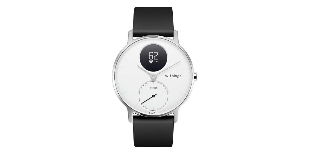 Withings Steel HR Hybrid Smartwatch Image