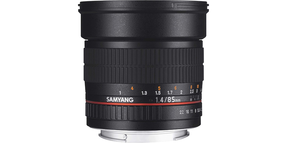 Samyang MF 85mm f/1.4 RF Image