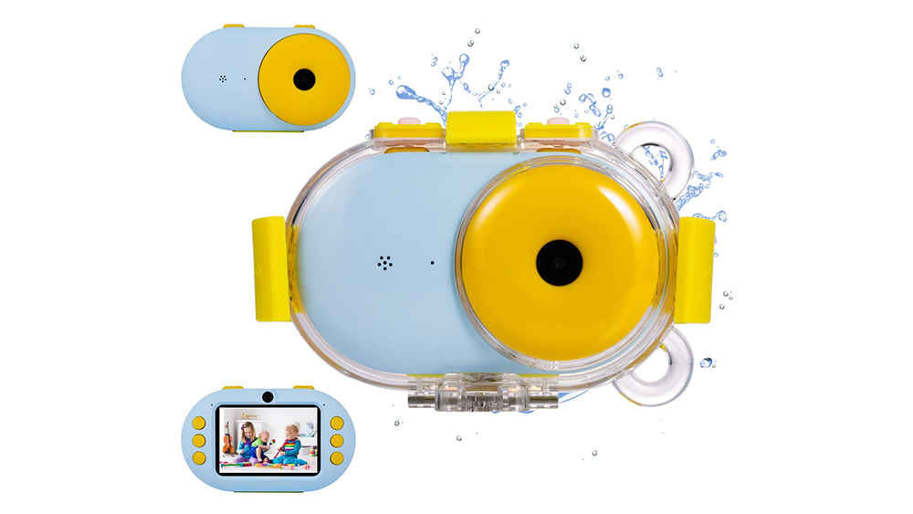 omzer Underwater Kids Camera Image