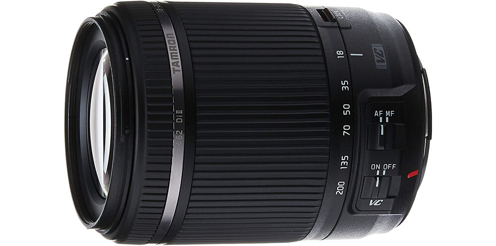 Tamron 18-200mm f/3.5-6.3 Di III VC Image-1