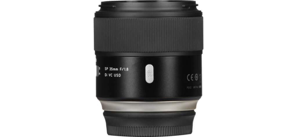 Tamron SP 35mm f/1.8 Di VC USD Image-2