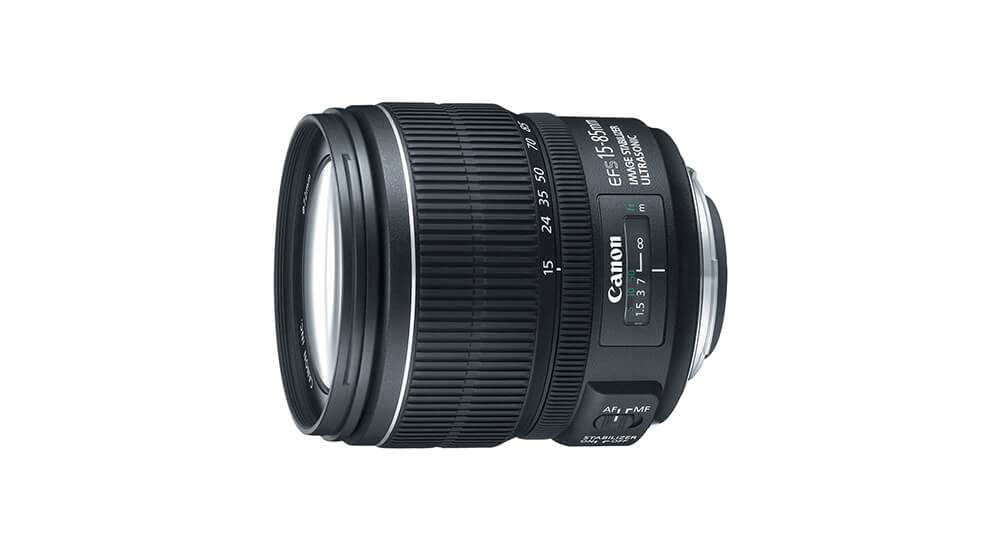 Canon EF-S 15-85mm f/3.5-5.6 IS USM Image