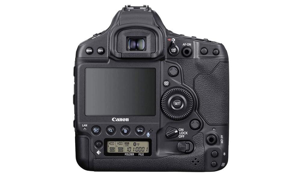 Canon EOS-1D X Mark III Image-1