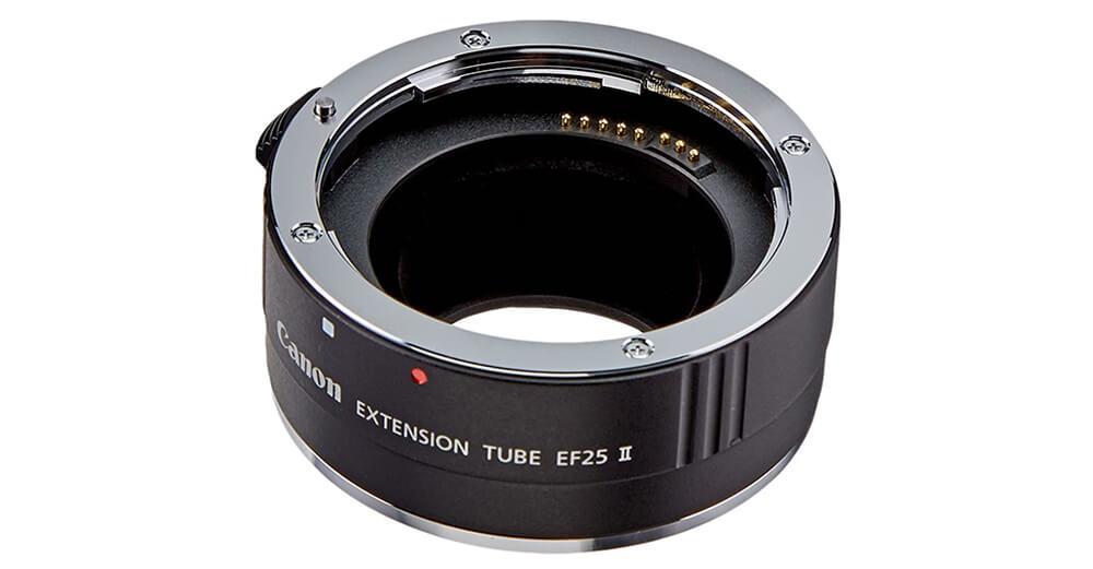 Canon EF 25mm II Image