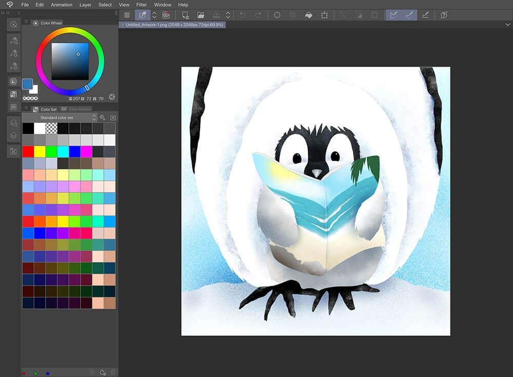 Clip Studio Paint Pro Image 3
