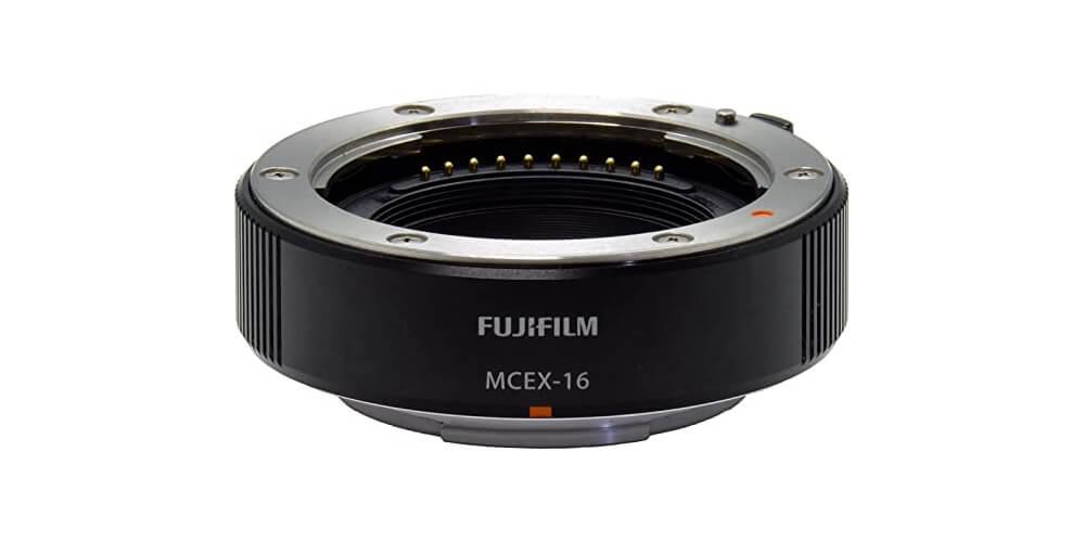 Fujifilm Macro Extension Tube MCEX-16 Image