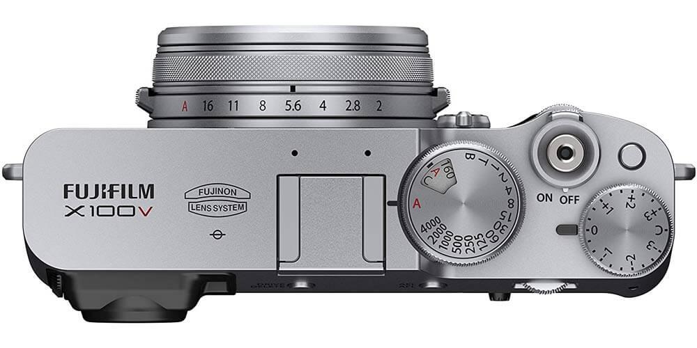 Fujifilm X100V Image-2