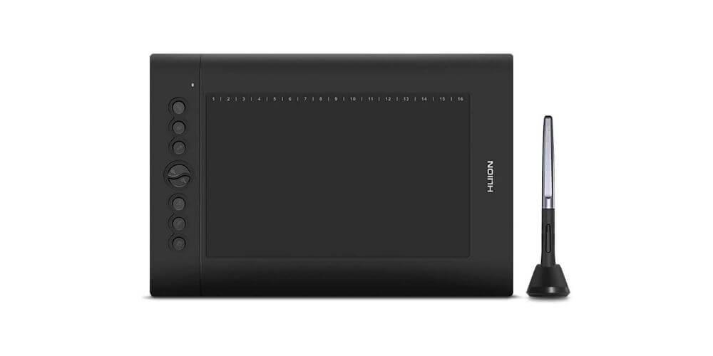 Huion H610 Pro V2 Image