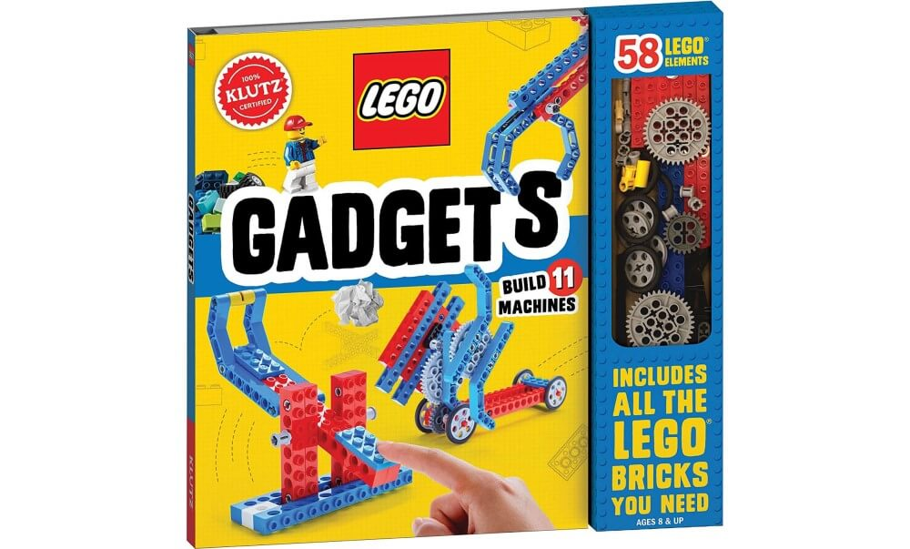 Klutz LEGO Gadgets Science & Activity Kit Image