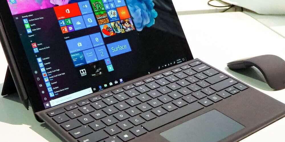 Microsoft Surface Pro 6 Image 2