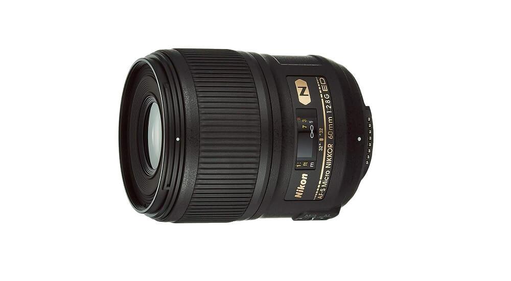 Nikon AF Micro-NIKKOR 60mm f/2.8G ED Image