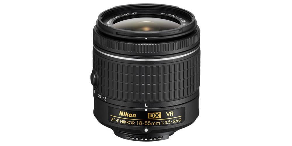 Nikon AF-P DX NIKKOR 18-55mm f/3.5-5.6G VR Image