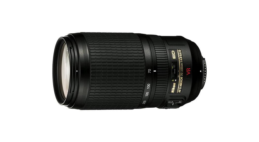 Nikon AF-P DX NIKKOR 70-300mm f/4.5-6.3G ED Image