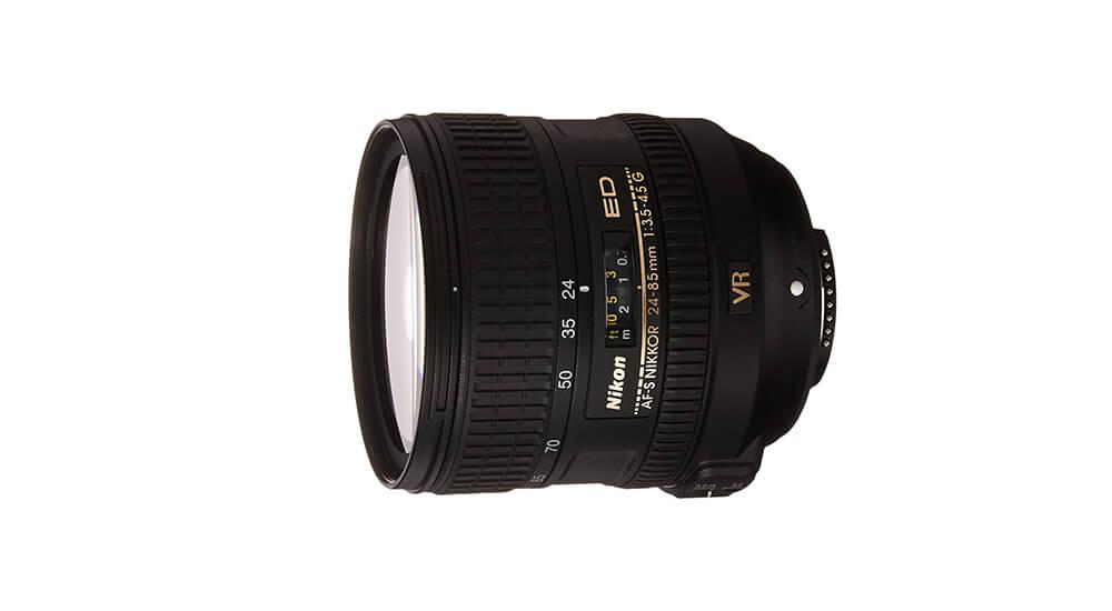 Nikon AF-S NIKKOR 24-85mm f/3.5-4.5G ED VR Image