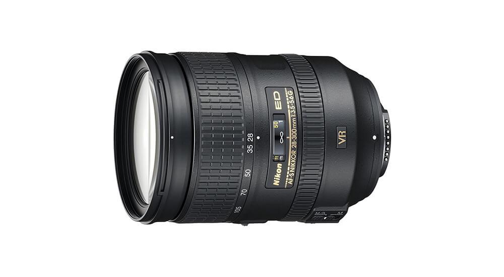 Nikon AF-S NIKKOR 28-300mm f/3.5-5.6G ED VR Image