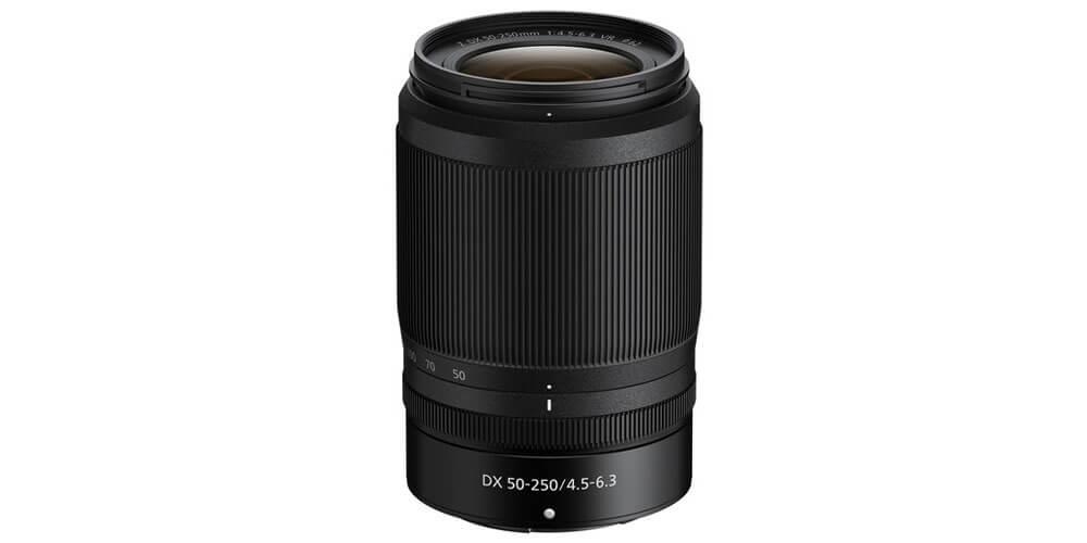 Nikon NIKKOR Z DX 50-250mm f/4.5-6.3 VR Image
