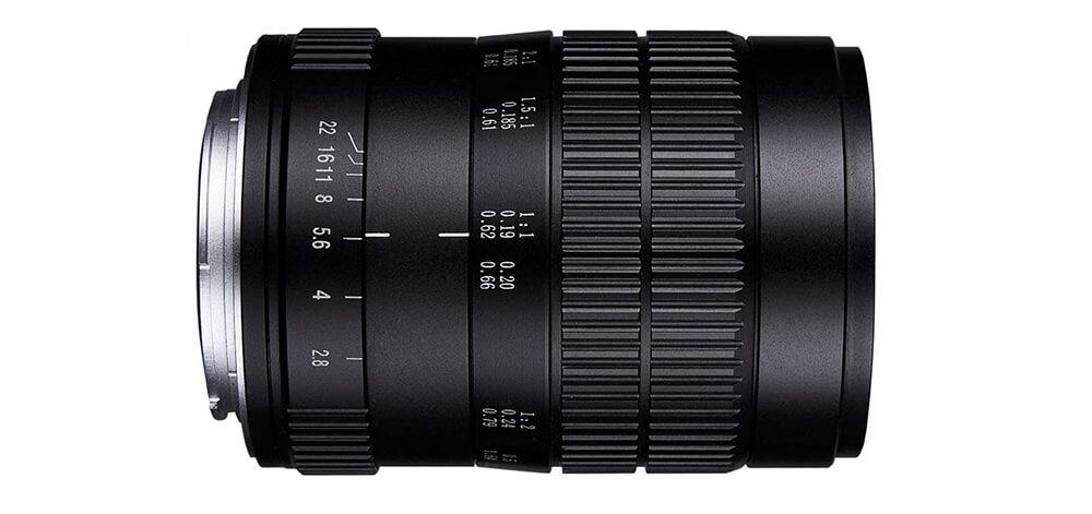 Oshiro 60mm f/2.8 2:1 LD UNC Ultra-Macro Image