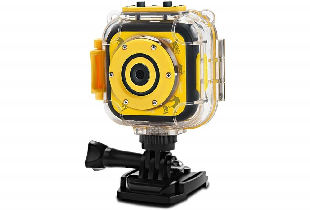 PROGRACE Children's Waterproof Digital Action Camera Image