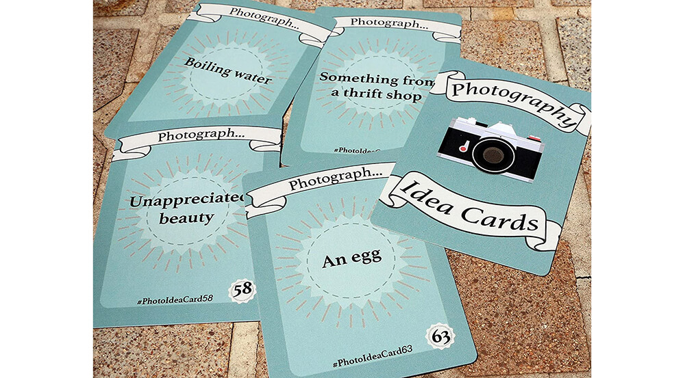 Axton Toys Photography Idea Cards Image