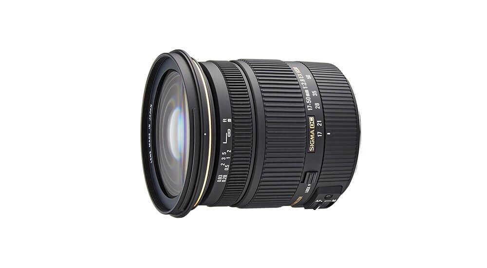Sigma 17-50mm f/2.8 EX DC OS HSM Image
