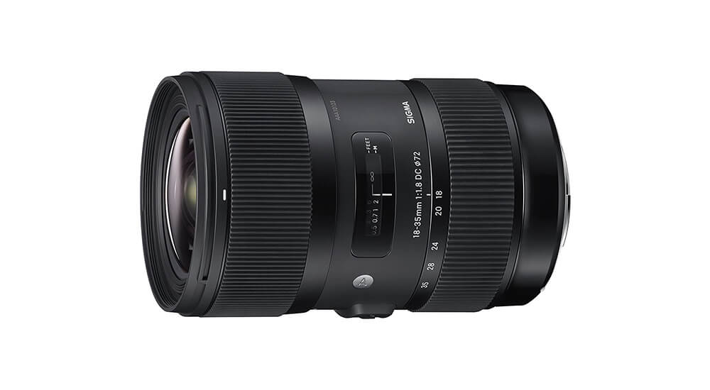 Sigma 18-35mm f/1.8 DC HSM Art Image