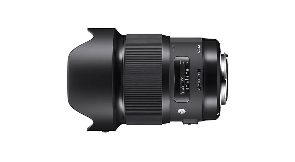 Sigma 20mm f/1.4 DG HSM Art Image