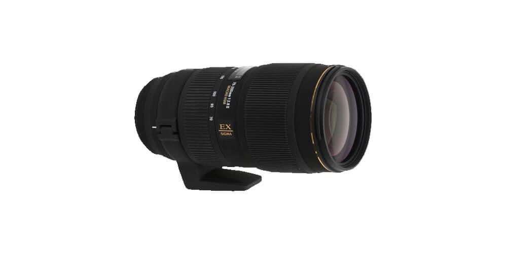 Sigma 70-200mm f/2.8 EX DG APO Macro HSM II Image