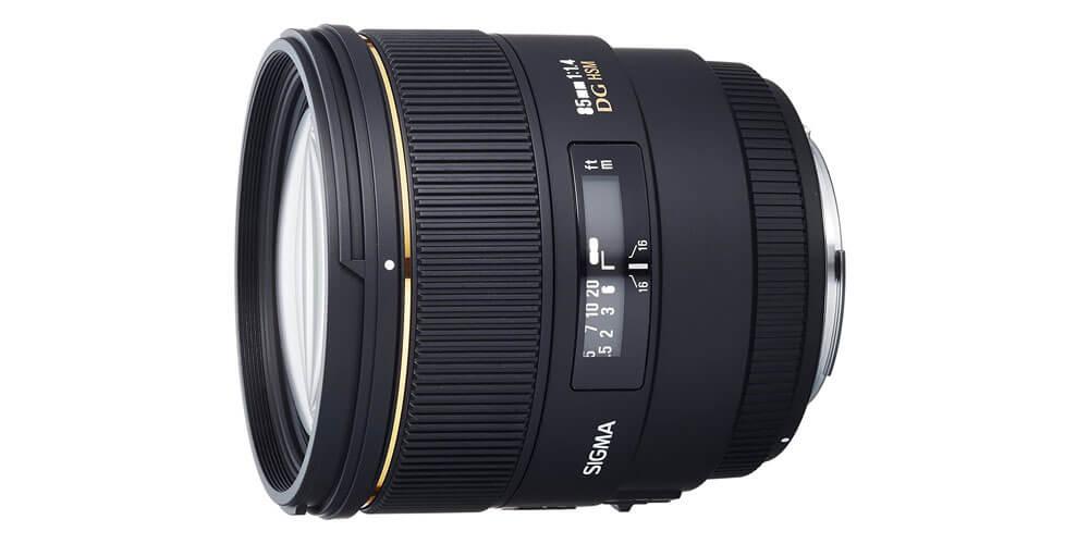 Sigma 85mm f/1.4 EX DG HSM Image