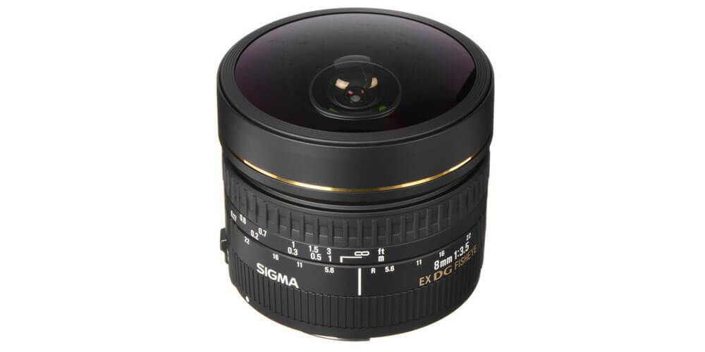 Sigma 8mm f/3.5 EX DG Image-1