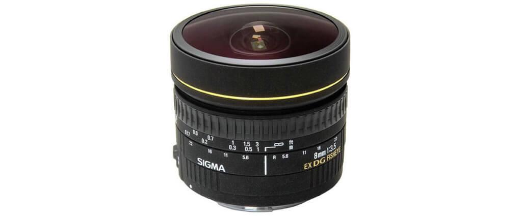 Sigma 8mm f/3.5 EX DG Image-2